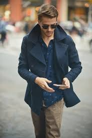 Winter Fashion Men Casual 2014 2015