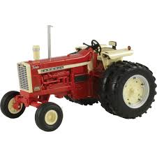 100 Toy Big Trucks Case Ih Farm 116 Ih 1206 Wide Front Tractor Cars