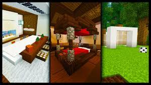 Minecraft Living Room Design Ideas by Minecraft 50 Furniture Room Designs U0026 Ideas Youtube
