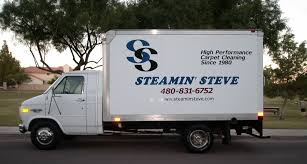 Steamin' Steve's Truck-mounted Steam Cleaning System For Phoenix ...