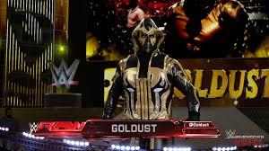 goldust wwe 2k17 roster