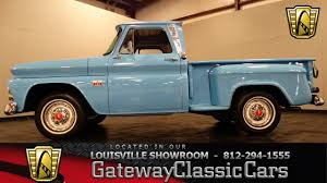 1966 Chevrolet C10 Pickup Truck - Louisville Showroom - Stock #982 ... 1966 Chevrolet Ck Trucks For Sale In C1446s184588 1960 To Pickup Sale On Classiccarscom C10 Streetside Classics The Nations Trusted Chevy Stepside If You Want Success Try Starting With The Suburban By Legacy Truck For Craigslist California 6066 2028703 Hemmings Motor News Too Tuff To Buff Hot Rod Network 1965 Parts 65 Aspen Auto Alabama Classic 66 Longbed Fleetside 1947 Present Gmc Post Your Chopped Top Pickups