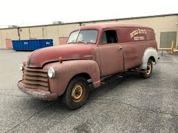 100 Chevrolet Panel Truck 1950 1Ton Classic Auto Mall