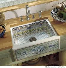 Garbage Disposal Backing Up Into Single Sink by Kitchen Sinks Farmhouse Everything And The Sink Double Bowl Square