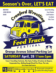 Cranford Wrestling Fundraiser Food Truck Festival – Renna Media