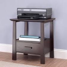 $29 Printer stand from Walmart could be turned into side tables