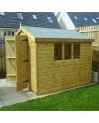 6 X 5 Apex Shed by Apex Roof Heavy Duty Sheds Garden Sheds North Street Sheds