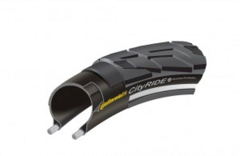 "Continental City Ride 2 Tire Reflex with Steel Bead - 26"" x 1.75"""