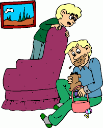Candy Thief Clipart