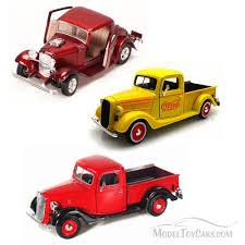 Best Of 1930s Diecast Cars - Set 1 - Set Of Three 1/24 Scale Diecast ...