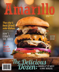 Tommys Patio Cafe Webster Tx by Amarillo Magazine July 2017 By Amarillo Globe News Issuu