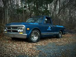 1969 Chevy C-10 Shop Truck, Lowered, Patina, Slammed,shortbed! Lots ...