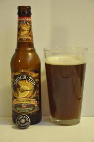 Shock Top Pumpkin Wheat by Review Brew I Love Beer