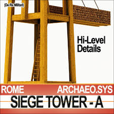 siege tower definition legionary siege tower a 3d cgtrader