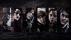 Hermione Ron And Harry Potter HD desktop wallpaper High