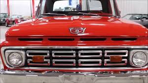 1964 Ford F100 Red - YouTube 1964 Ford E100 Pickup Truck Louisville 941 Youtube F100 Michel Curi Flickr F250 For Sale 2164774 Hemmings Motor News Original Clean F 250 Custom Cab Vintage Vintage Trucks Sale Classiccarscom Cc695318 571964 Archives Total Cost Involved By Scot Rods Garage Gears Wheels And Motors Denwerks Bring A Trailer Cc1163614