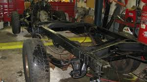 100 Truck Frames For Sale 4X4 TRUCK FRAME REPLACEMENT CHEVY GMC OR ANY TRUCK YouTube