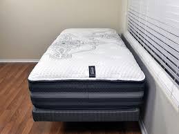 Serta Simmons Bedding Llc by Simmons Beautyrest Black Mattress Review Sleepopolis