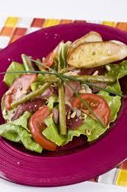 grand classique cuisine salade landaise recette de salade landaise recette classique