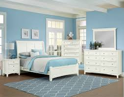 vaughan bassett bonanza bb29 white bedroom group