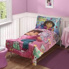amazon com dora the explorer toddler bedding set discontinued by