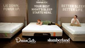 Slumberland Bed Frames by The Dream Suite Experience By Slumberland Furniture 30 Youtube
