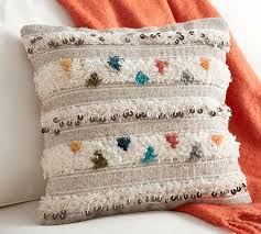 Pottery Barn Large Decorative Pillows by Lina Moroccan Wedding Blanket Pillow Cover Pottery Barn