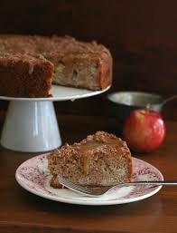 keto caramel apple coffee cake all day i about food