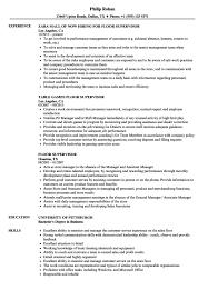 Cover Letter Supervisor Resume Sample