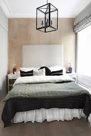 kleines schlafzimmer im boho stil bild kaufen 12464523