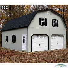 2 Car 2 Story Garage Two Story Garage