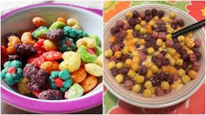 Trix Old And New