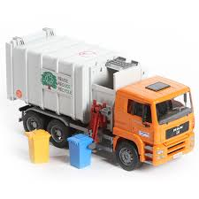 Bruder Toys MAN Side-Loading Garbage Truck With 2 Refuse Bins ... Garbage Truck Playset For Kids Toy Vehicles Boys Youtube Fagus Wooden Nova Natural Toys Crafts 11 Cool Dickie Truck Lego Classic Legocom Us Fast Lane Pump Action Toysrus Singapore Chef Remote Control By Rc For Aged 3 Dailysale Daron New York Operating With Dumpster Lights And Revell 120 Junior Kit 008 2699 Usd 1941 Boy Large Sanitation Garbage Excavator Kids Factory Direct Abs Plastic Friction Buy
