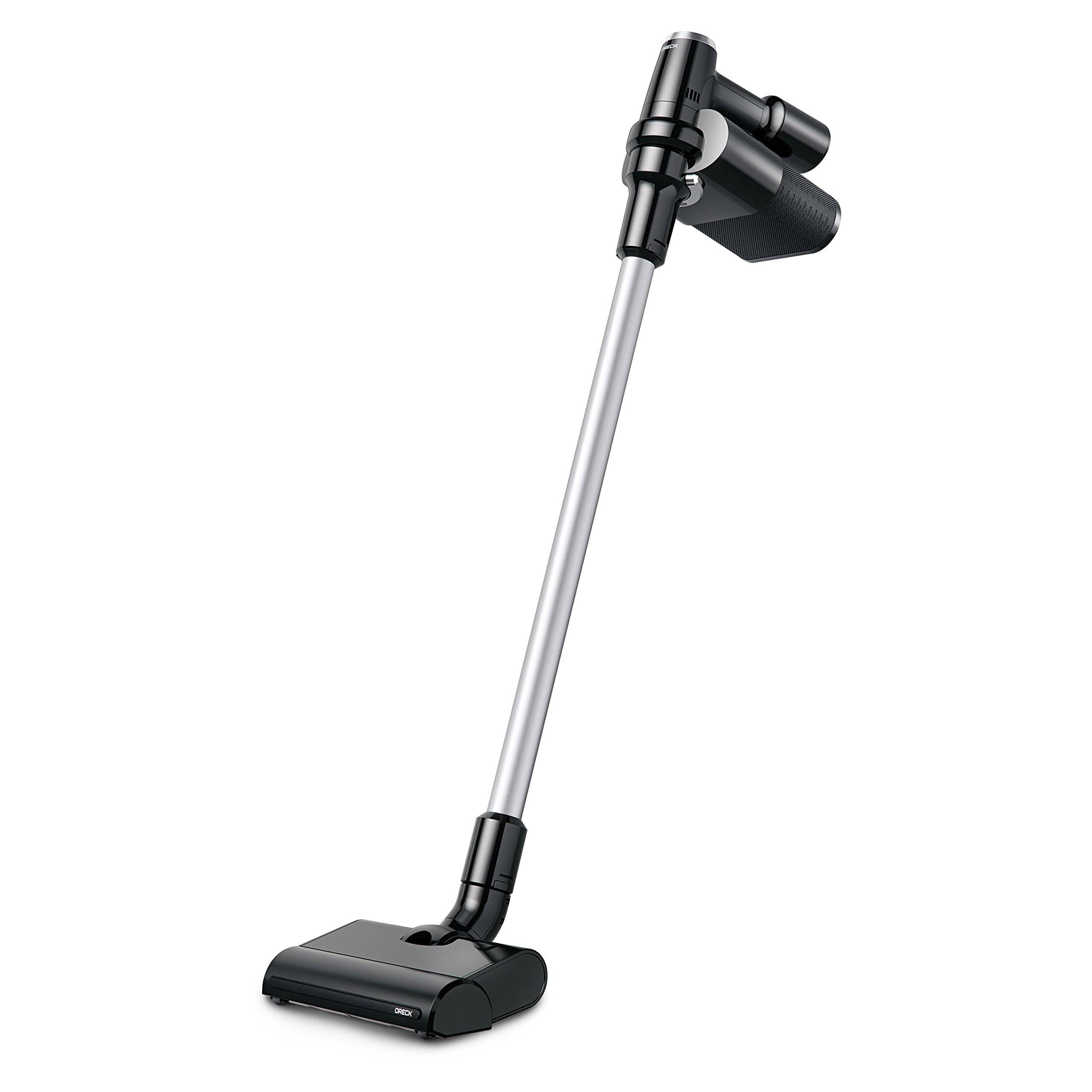 Oreck Cordless Vacuum - With POD Technology, Black