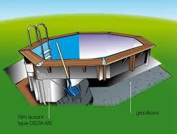 piscine hors sol sunwater 360 x 120 cm ubbink