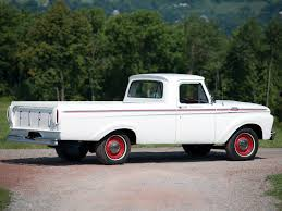 1963 Ford F-100 Custom Cab Styleside Pickup F100 Classic Wallpaper ... 1963 Ford F100 Youtube For Sale On Classiccarscom Hot Rod Network Stock Step Side Pickup Ideas Pinterest F250 Truck 488cube Blown Ford Truck Street Machine To 1965 Feature 44 Classic Rollections Classics Autotrader