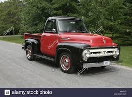100 1953 Ford Truck F 100 Pickup Stock Photo 3811868 Alamy