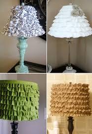 Cool Lamp Shade Ideas