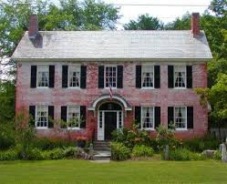 Brick House Styles Pictures by 25 Best Federal Style House Ideas On Georgian