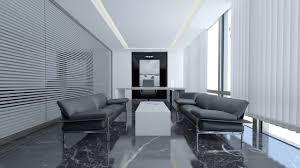 100 Modern Luxury Design Office Manager Room Scene 3D Model