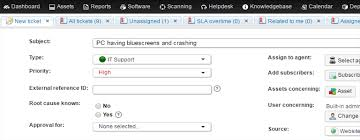 Service Desk Software Requirements by Help Desk And It Service Desk Ticketing Software