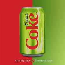 Organic Coca Cola