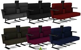 cinema siege around the sims 4 custom content objects theater