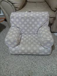 Find More Pottery Barn Kids My First Anywhere Chair Purple Polka ... Kids Baby Fniture Bedding Gifts Registry Desk Chair Oversized Chairs Astounding Pottery Barn Anywhere 12461 Light Pink Ideas Chic Slipcovers For Better Sofa And Look Decorating Slipcovered Parsons Black Friday 2017 Sale Deals Christmas A Crafty Escape Knockoff Purposeful Productions How To Save Big On A Pbk
