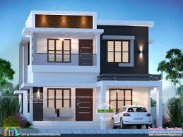 100 New Modern Home Design 2019 Kerala Home Design And Floor Plans