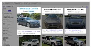 100 Craigslist Auto And Trucks Posting For Dealers Dealers United