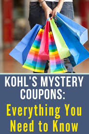Kohl's Mystery Coupon | Up To 40% OFF For Everyone! | Kasey ...