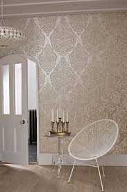Living Room Perfect Wallpaper Ideal Kitchen Pertaining To Bampq