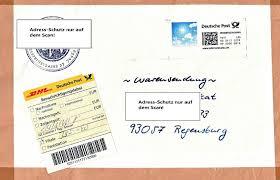 Briefmarke Individuell BVB Dhl Briefmarken