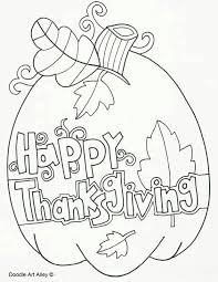 Many Free Thanksgiving Coloring Sheets
